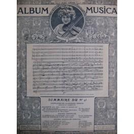 Album Musica n° 93 Juin 1910