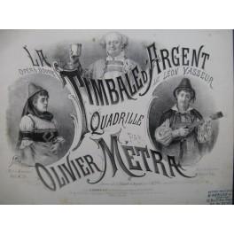 METRA Olivier La Timbale d'Argent Piano ca1874