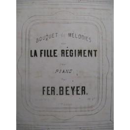 BEYER Ferdinand La Fille du Régiment