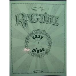 PHILIP John L. Ragtime Easy Piano Vol. 2 Piano 1980