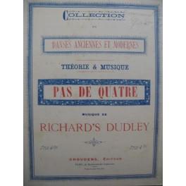 DUDLEY Richard's Pas de Quatre Piano