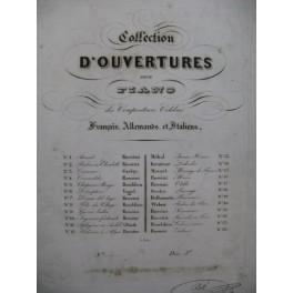 ROSSINI G. Ouverture de la Gazza Ladra Piano XIXe siècle