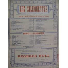 BULL Georges Lakmé de Léo Delibes Piano 4 mains ca1890