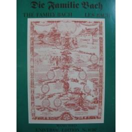 Die Familie Bach 1604-1845 Pièces pour Piano