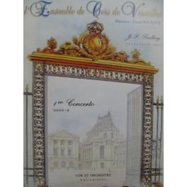 GALLAY Jacques-François 1er Concerto Cor Piano 1995