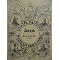 MEHUL E. N. Joseph Opéra Piano solo XIXe