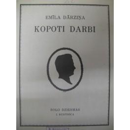 DARZINA Emilia Kopoti Darbi
