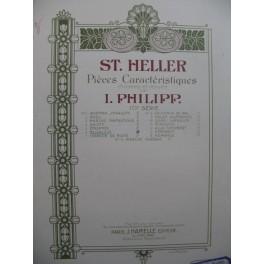 ST HELLER Mélancolie Piano