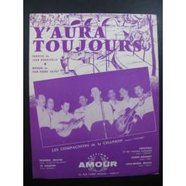Les Compagnons de la Chanson Y'Aura Toujours Chanson