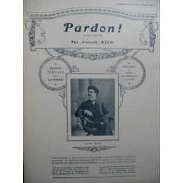 RICO Joseph Pardon Piano