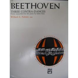 BEETHOVEN Ludwig van Three Contra-dances