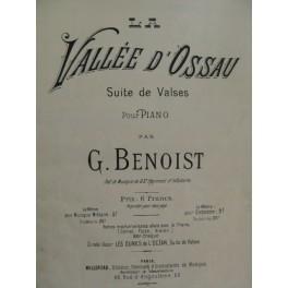 BENOIST G. La Vallée d'Ossau Piano
