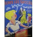 Tous les Succès en Vogue pour Piano 1948
