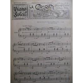 Piano Soleil N° 19 Mai 1894