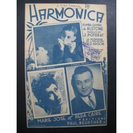 Harmonica Marie José et Reda Caire Chanson