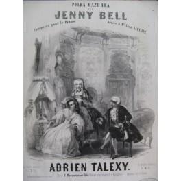 TALEXY Adrien Jenny Bell Piano 1855