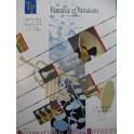 ARBAN J. B. Fantaisie et Variations Bellini Trompette Cornet 1994