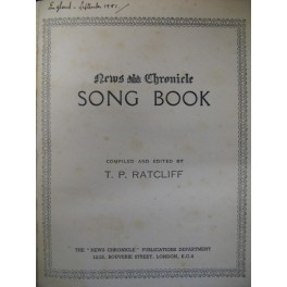 New Chronicle SONG BOOK