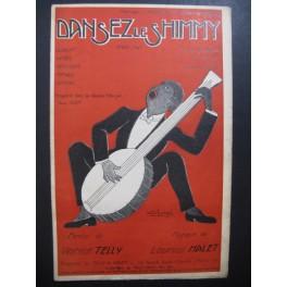 Dansez le Shimmy Laurent Halet Chant 1921
