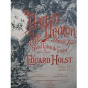 HOLST Eduard Dance of the Demon Piano 1888