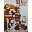 BURDEN David El Vito Folk-Tunes from Spain & South America Guitare Flûte à bec 1979
