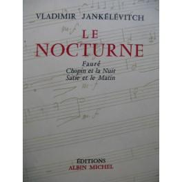 JANKÉLÉVITCH Vladimir Le Nocturne 1957