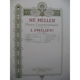 HELLER Stephen Strophes Piano