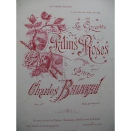BALIVEAU Charles La Gavotte des Patins Roses Piano