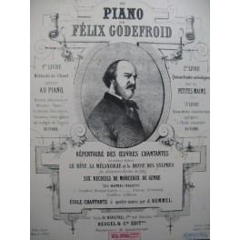 GODEFROID Félix Grenade Piano ca1855