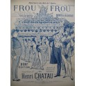 CHATAU Henri Frou Frou Piano