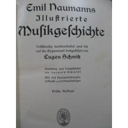 NAUMANNS Emil Illustrierte Musikgeschichte