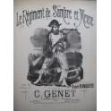 GENET C. Le Régiment de Sambre et Meuse Piano XIXe siècle