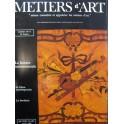 Metiers d'Art No 10 - 11 La Facture Instrumentale 1980