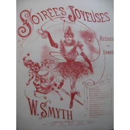 SMYTH W. Roses de Noël Mazurka Piano