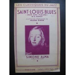 The St Louis Blues Simone Alma 1947