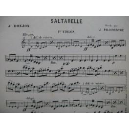 DONJON J. Saltarelle Orchestre