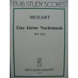 MOZART W. A. Eine Kleine Nachtmusik Orchestre