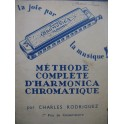 RODRIGUEZ Ch. Méthode d'Harmonica Chromatique