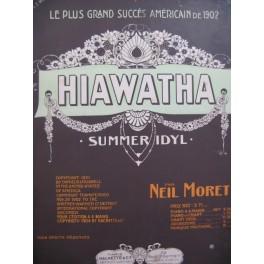 Moret Neil Hiawatha Piano 1902