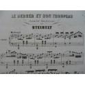 STEIBELT Daniel Le Berger et son Troupeau Piano 1861