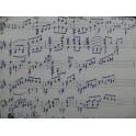 MORENO-TORROBA F. Torija Manuscrit Guitare