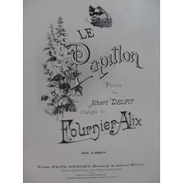 FOURNIER Alix Le Papillon Piano