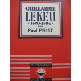 PRIST Paul Guillaume Lekeu 1946
