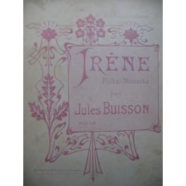 BUISSON Jules Irène Piano