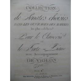 HAYDN Joseph Sonate op 17 No 1 Violon ca1800