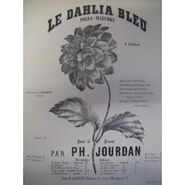 JOURDAN Philippe Le Dahlia Bleu