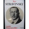 BOUCOURECHLIEV André Igor Stravinsky 1982