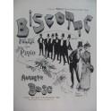 BOSC Auguste Biscotte Piano