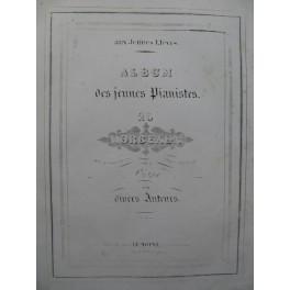 LEMOINE Henry Cavatine et Rondo Piano ca1845