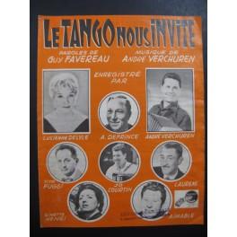 Le Tango nous invite André Verchuren Accordéon 1960